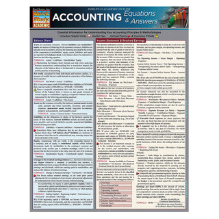 Barcharts Accounting Equations & Answers