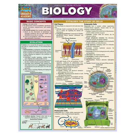Barcharts Biology - Outside