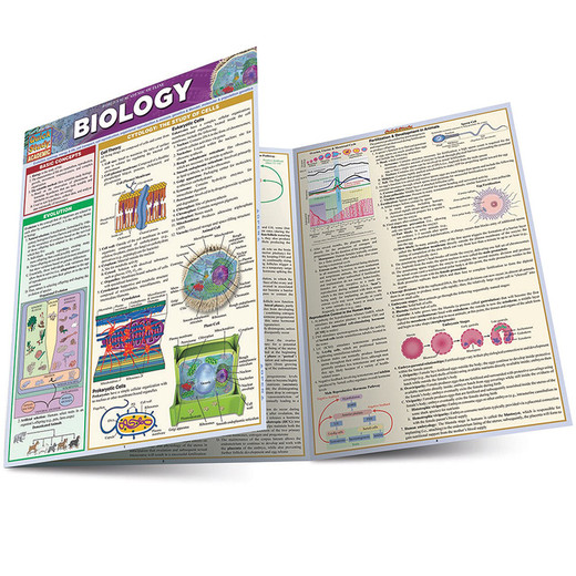 Barcharts Biology - Inside