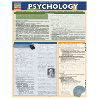 Barcharts Psychology