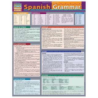 Barcharts Spanish Grammar