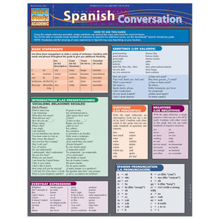Barcharts Spanish Conversation