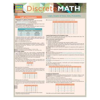 Barcharts Discrete Math