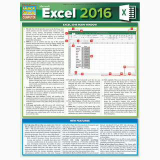 Barcharts Excel 2016