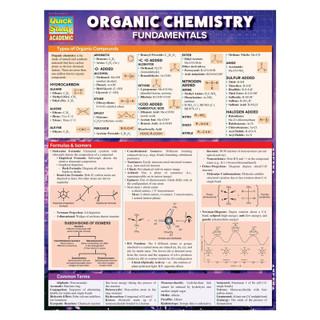 Barcharts Organic Chemistry Fundamentals