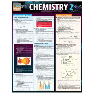 Barcharts Chemistry 2