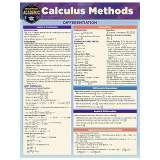 Barcharts Calculus Methods
