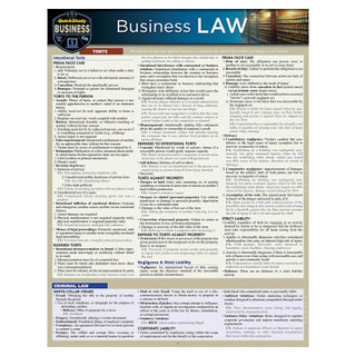 Barcharts Business Law