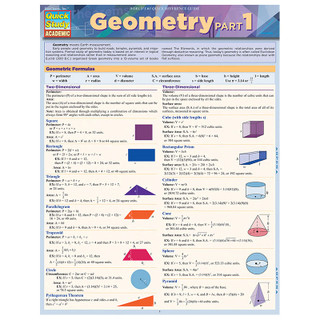 QuickStudy Geometry - Part 1
