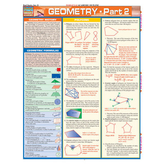 QuickStudy Geometry - Part 2
