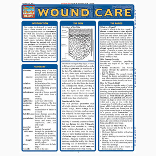 Barcharts Wound Care