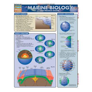 Barcharts Marine Biology