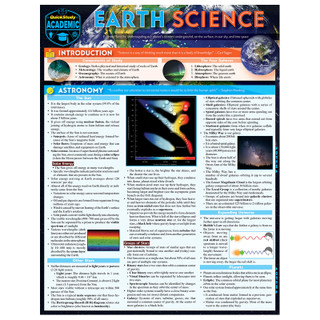 Barcharts Earth Science