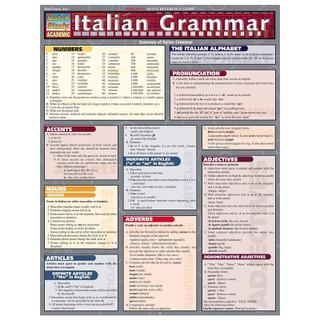 Barcharts Italian Grammar
