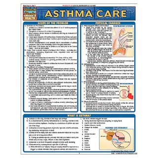 Barcharts Asthma Care