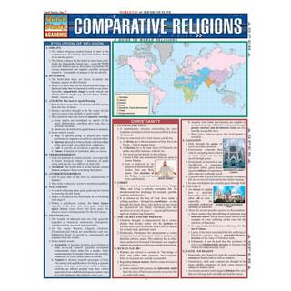 Barcharts Comparative Religions