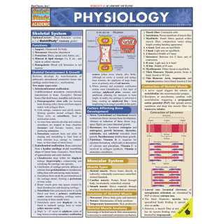 Barcharts Physiology