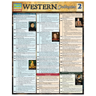 Barcharts Western Civilization 2