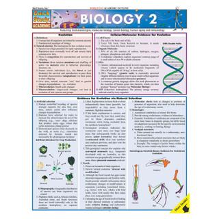 Barcharts Biology 2